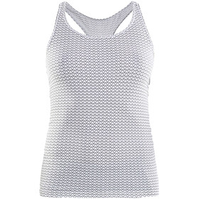 Craft W's Essential Racerback Singlet P Trio White
